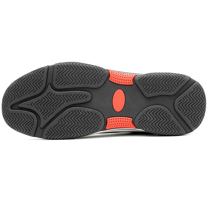 Botas De Segurança Moda Baixas Site Construção Tooling Sapatos Preto Aço Trabalhador Homens Trabalho Biqueiras Respirável Grande Tamanho Proteção 68fqwf