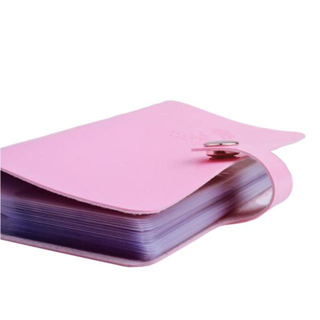 20 Slots Nail Art Stamp Plate Stamping Plates Holder Storage Bag Cases Stamp Bag Organizer