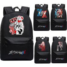 DitF DARLING in the FRANXX Anime Printing Backpack ICHIGO MI