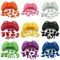 Замена Нескольких Цветов Защитный Кожи ABS Пластиковый Корпус Костюм Для Контроллер Xbox One Чехол Кожного Покрова
