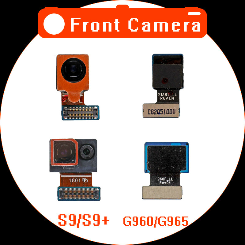 10x For Samsung Galaxy S9 G960 S9 S9 Plus G965 Replacement Secondary Front Camera Flex Cable