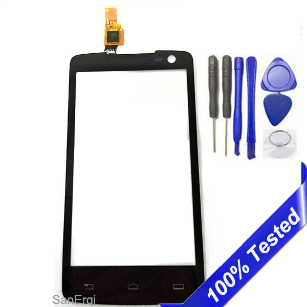 White For PHILIPS Xenium W732 Touch Screen Digitizer Front Glass Lens Sensor Touchscreen