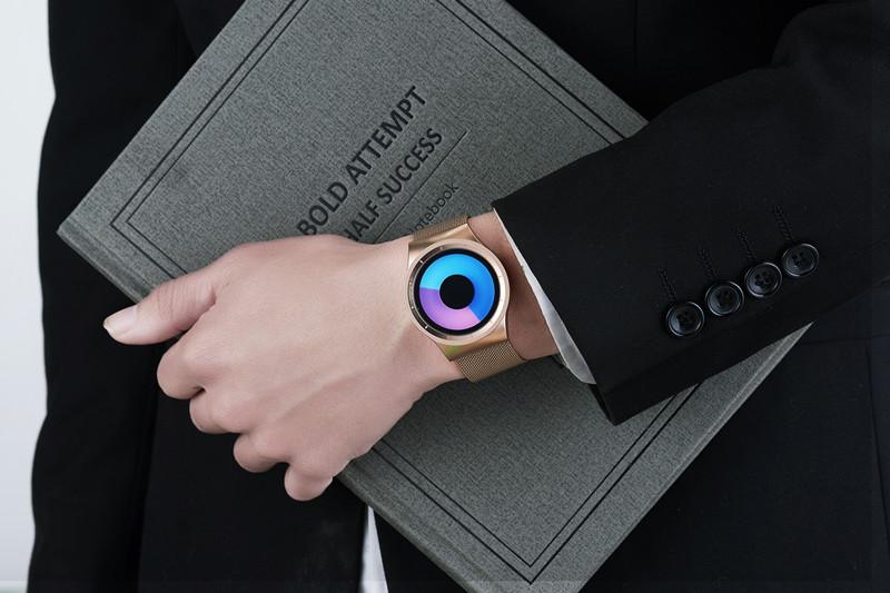 HTB18RArPpXXXXa8XXXXq6xXFXXXW - Zegarek unisex KIAUSSCM różne kolory