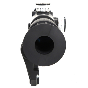 Image 4 - 4x24 PSO סוג Riflescope טקטי אדום מואר זכוכית חרוט Reticle היקף עבור דרגונוב SVD צלף AK 47 Sight רובה