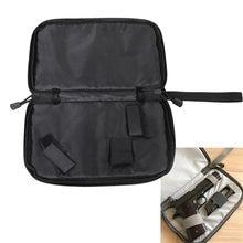 Airsoft – étui pour pistolet à main, sac noir Compact pour pistolet, sac tactique portable moyen, tapis pour chargeur