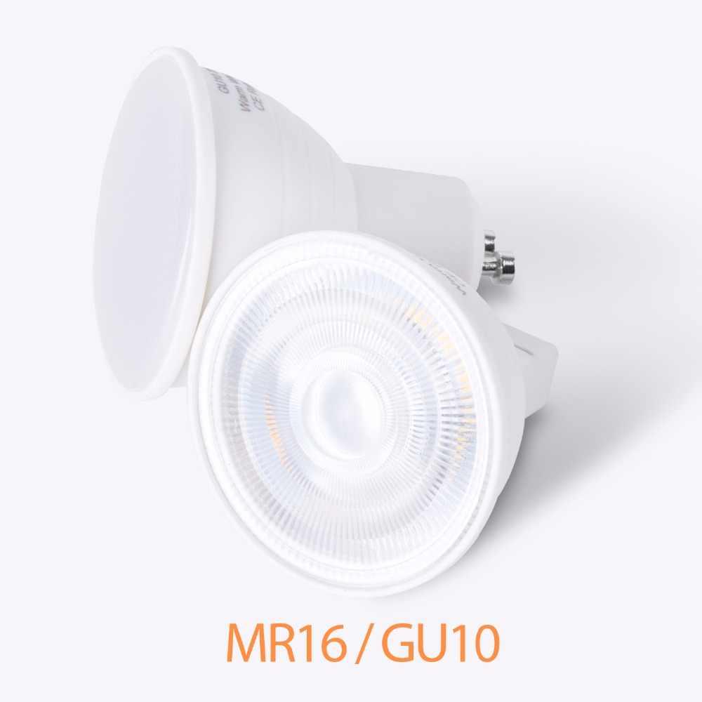 Faux Plafond Cuisine Spot Led spot gu10 led downlight 230v lampara de techo ultra bright