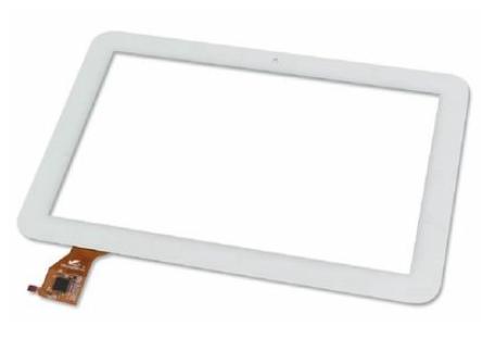Nueva pantalla original de 10.1 pulgadas táctil capacitiva de la tableta PB101A8469-R1 envío gratis