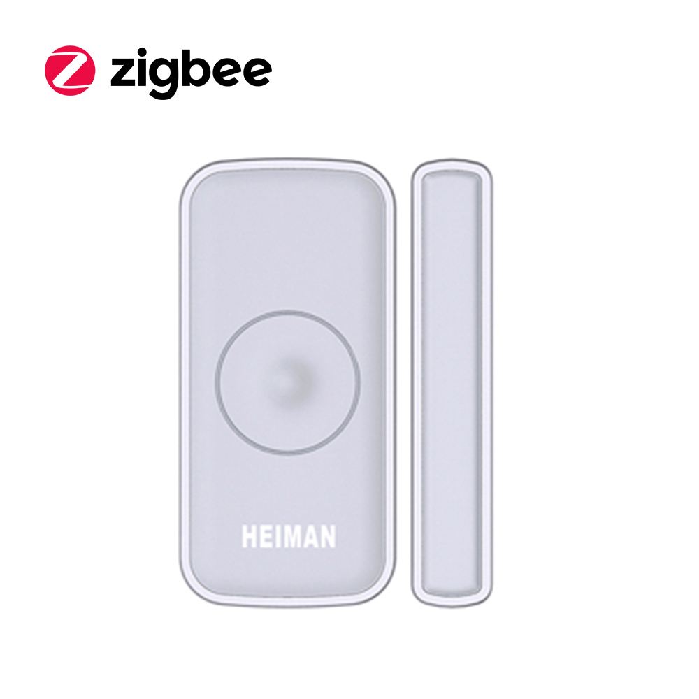 Magnetic Door/Window Contact Switch Small Wireless Zigbee Module Home Automation Smart Door Sensor cc2530f256 core board 2 4g wireless module zigbee smart home network nrf24l01p