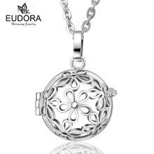 Harmony bola 20 мм Маргаритка медальон с цветком клетка кулон