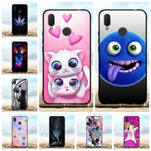 For Huawei Nova 3i Case Soft TPU Silicone nova INE-LX1r INE-LX2 Cover Cartoon Patterned Shell