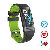 CHIGU G26 Smart Bracelet Fitness Tracker IP67 waterproof heart rate monitor mutiple sport mode smart band for Xiao Mi Huawei