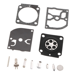 Carburetor Repair Kit Chainsaw Trimmer Parts RB-100 Gasket Diaphragm For Zama STIHL HS45 FS55 FS38 BG45 MM55 TILLER ZAMA C1Q(China)