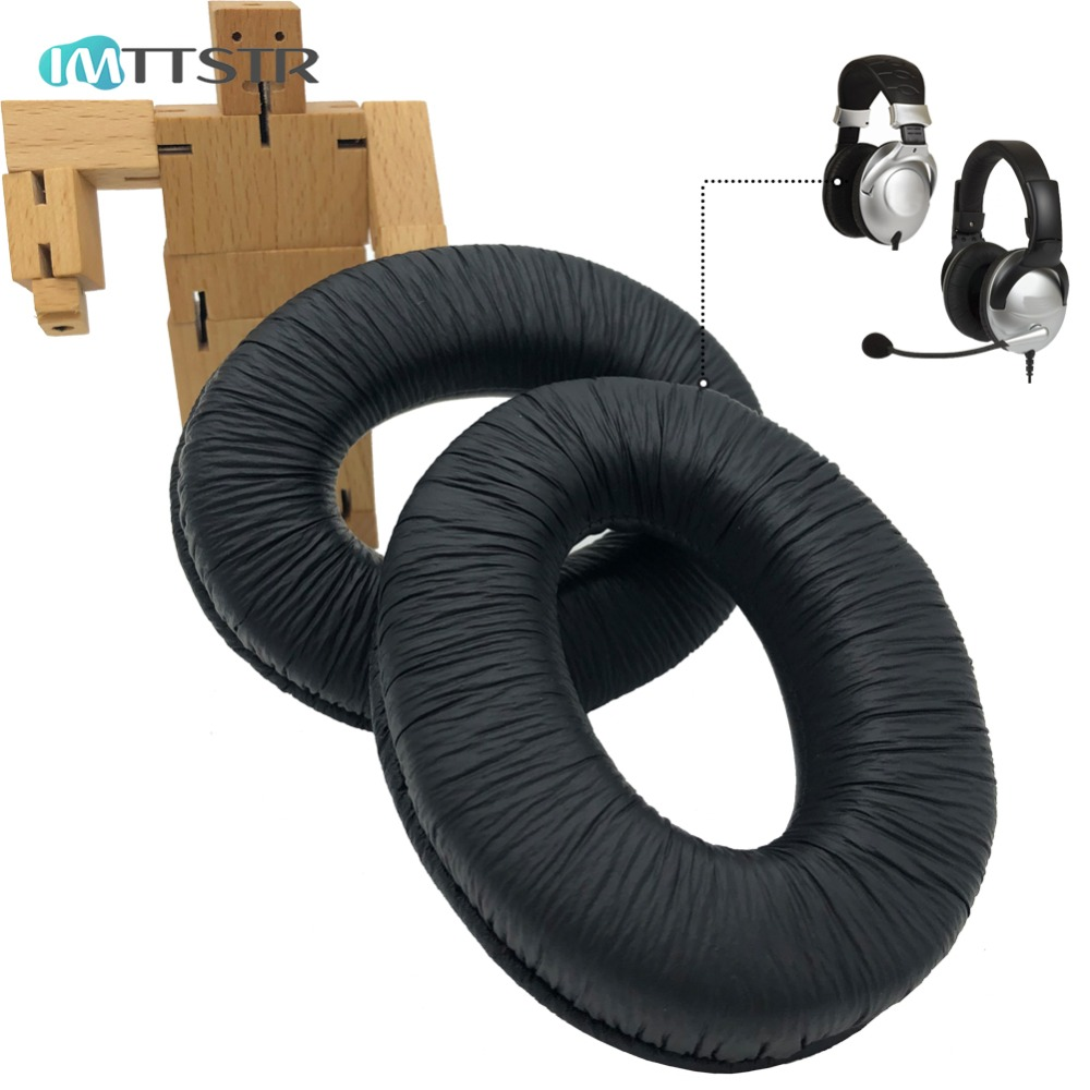 IMTTSTR 1 Pair of Ear Pads earpads earmuff cover Cushion Replacement Cups for Koss UR40 PRO3AA UR29 SB45 SB49 UR-40 SB-45 SleeveIMTTSTR 1 Pair of Ear Pads earpads earmuff cover Cushion Replacement Cups for Koss UR40 PRO3AA UR29 SB45 SB49 UR-40 SB-45 Sleeve