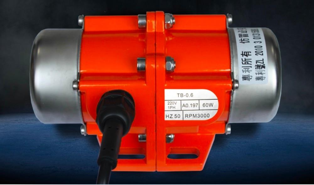PUTA Horizontal Industrial Vibration Motors Small High Speed Electric Motors
