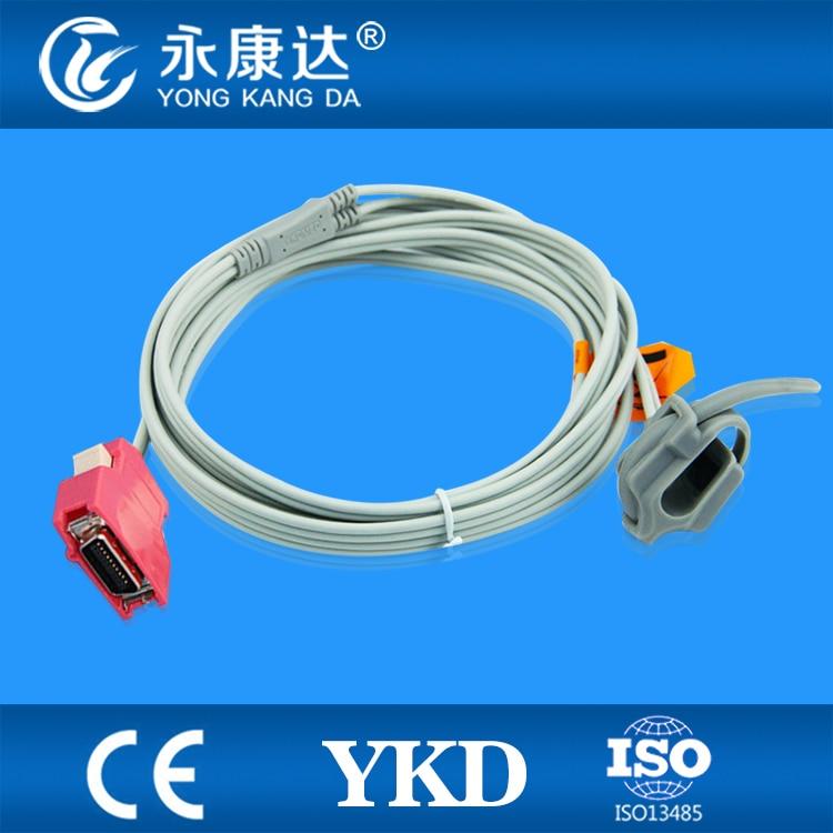 ФОТО Free Shipping for Masimo Red 2053 (DCI-DC3), 2054 (DCI-DC12) Neonate Wrap Pulse Oximeter Spo2 Sensor