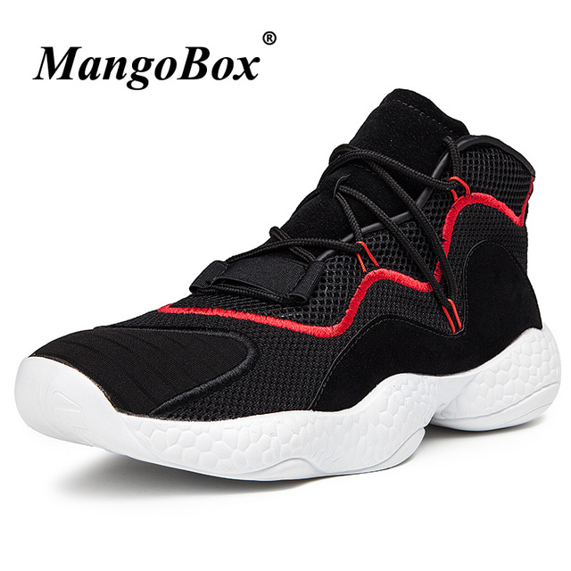 2018 Best Selling Mens Running Sports Shoes Black White Jogging