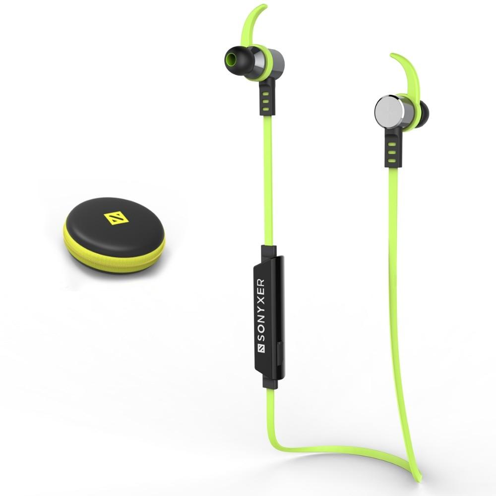 Waterproof Bluetooth Headphones Wireless Headset Sweatproof Earbuds Sport  Earphones Noise Cancelling Earphone With Mini Bagin Earphones & Headphones  From