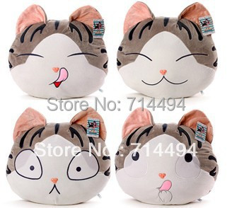 chi`s sweet home cat pillow of small, private, sweet cat/rice ball stuffed cat pillow cushion for leaning on