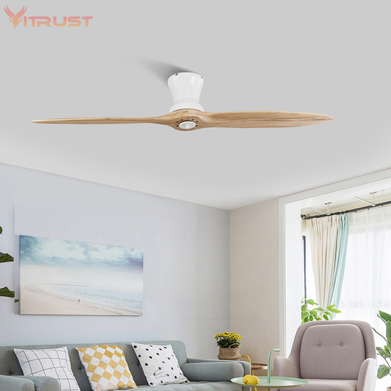 Village wooden pendant fan vintage ceiling fan lights Decorative Ceiling Light Fan Lamp 60 inch Free shipping