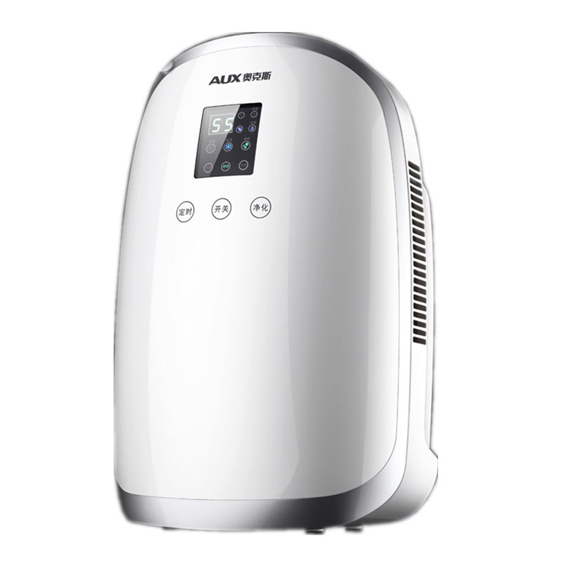 Dehumidifier 110W LED Display Air Purifier Moisture Absorption Air Dryer For Office Home Bathroom Bedroom Garage Basement