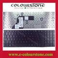 Genuino Nuevo negro BR Brasil teclado Fit For HP ProBook 4510 s 4515 s 4710 s 4750 s Sin marco
