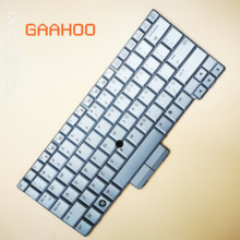 Brand New Original US Keyboard for HP Compaq 2710 2710P Elit