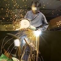 Solar Power welding helmet Auto Darkening Filter Welding mask TIG MIG 4 Optical Sensors electronics production machinery