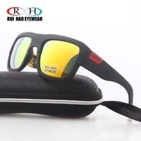 8c37fd2aa Brand Sunglasses Men Design Sunglasses Driving Glasses Polarized Sun  Glasses Women Retro Designer Anti UV Lenses. Óculos De Sol Dos Homens ...