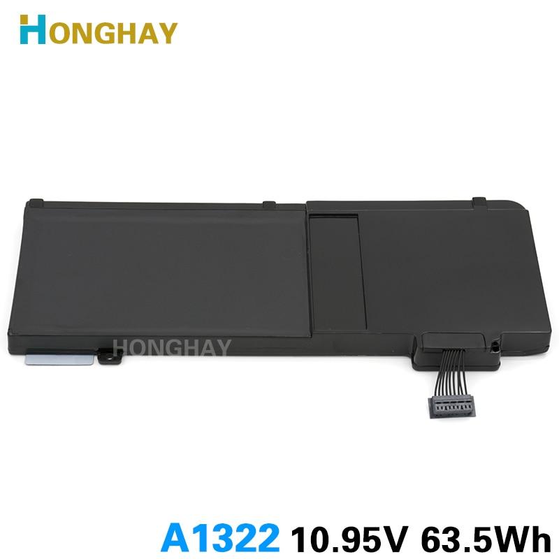Honghay A1322 baterija za prijenosno računalo za APPLE MacBook Pro - Pribor za prijenosna računala - Foto 4