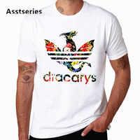Dracarys camiseta Juego de tronos marca Arya Stark no hoy Unisex camiseta de adultos camiseta Camisetas hombre Camiseta HCP4575