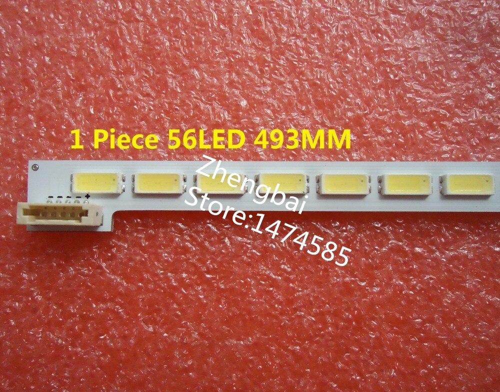 1 Pièce 56LED 493 MM Nouveau LJ64-03514A LED lampe bande 2012SGS40 7030L 56 REV 1.0