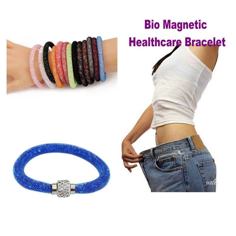Магнитный браслет для похудения купить