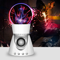 Fashion Glass Ball Bluetooth Speaker Colorful Fantasy Light Wireless Speaker Perfect Gift Sound Stereo Music Player Top Quality