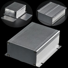 1 шт 88x39x100 мм серебристая алюминиевая фотовспышка diy pcb