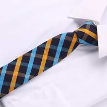 High-grade Classic Silver Paisley Skinny Tie Slim necktie 6 cm Casual Ties cotton For Men group Party Business T36-21
