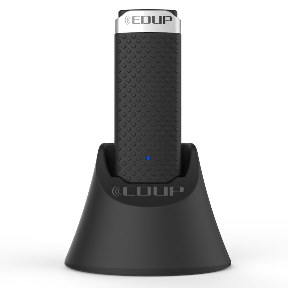 купить EDUP USB WiFi Adapter 5Ghz High Speed 1200mbps wi-fi Receiver with 1 meter extend cable based 802.11ac USB 3.0 Ethernet Adapter по цене 1195.84 рублей