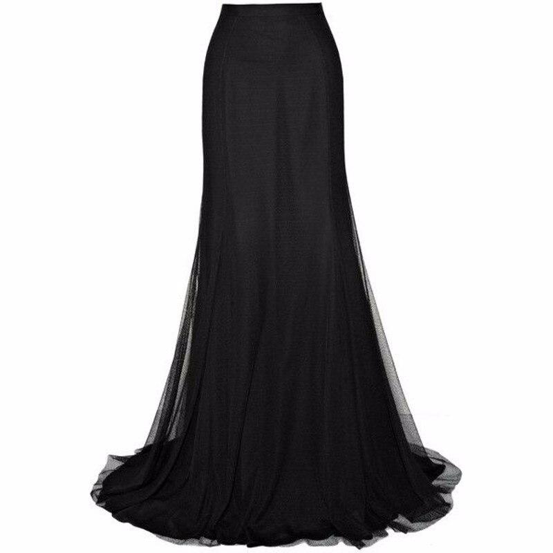 Online Get Cheap Black Formal Floor Length Skirt -Aliexpress.com ...