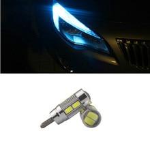 2x CANbus T10 W5W 194 светодиодный габаритный фонарь маркер лампа для Opel Astra h j g Corsa Zafira Insignia VECTRA