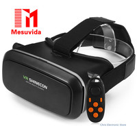 Original For Xiaomi VR Virtual Reality 3D Glasses Novelty Design For 4 7 5 7 Inch