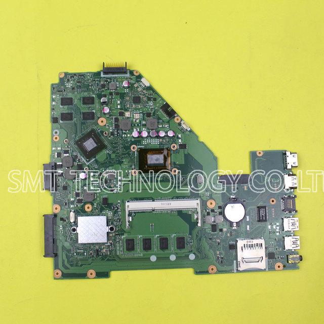 Para asus x550cc i7-3537u procesador placa madre del ordenador portátil non-integrated el 100% prueba