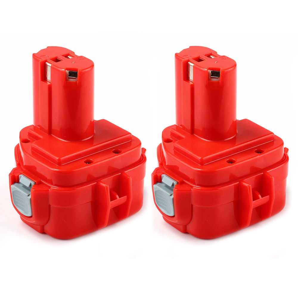 купить 2 x New 3.5AH NI-CD 12V 12 Volt Battery for Makita 1220 1222 1233 1234 192681-5 192696