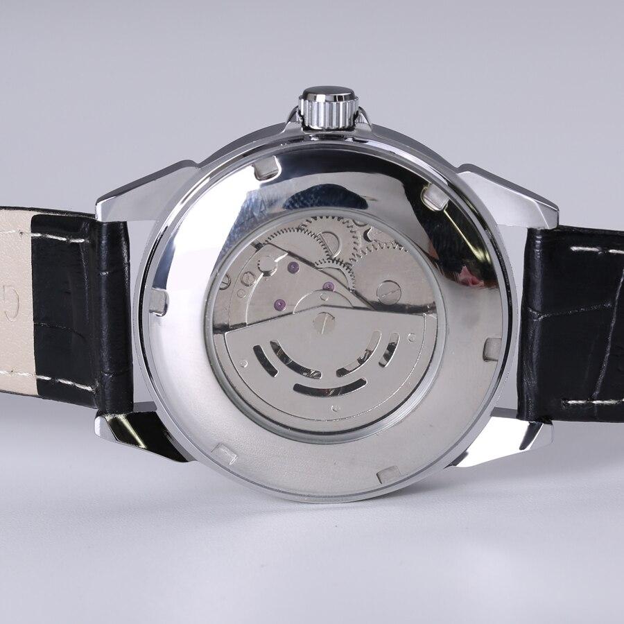 Rattrapante Date Functie Luxe Heren Horloges Topmerk Automatisch - Herenhorloges - Foto 5