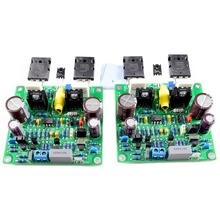 все цены на One Pair L6 DIY Accuphase E210 Modified Version Golden Scorpion Amplifier Finished Board 2 Board онлайн