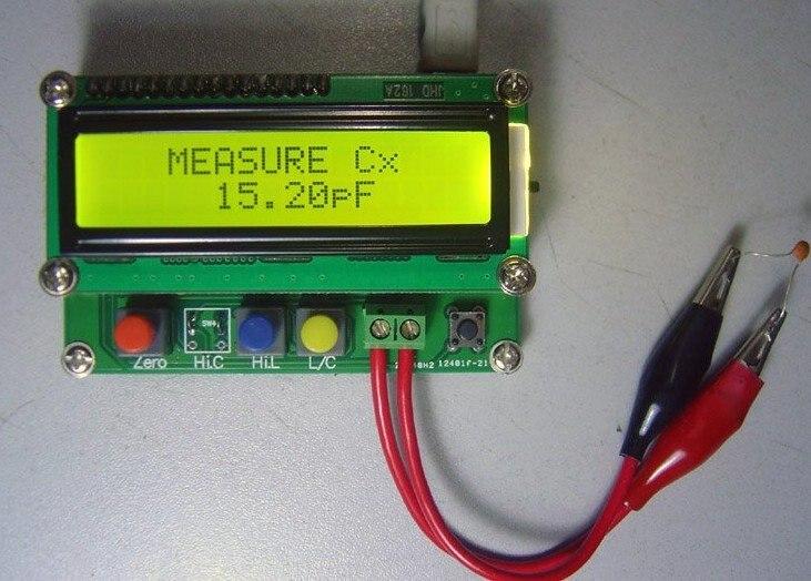 горячая распродажа новый л / с / F высокой точности емкости, розница или опт