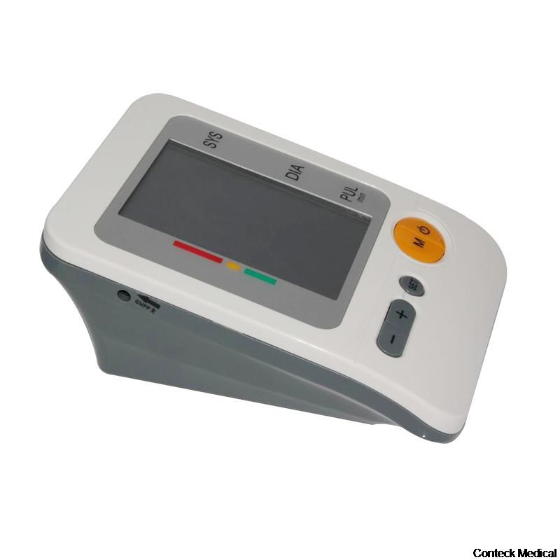 1PCS Digital LCD automatic arm blood pressure monitor blood pressure meter Heart Beat Meter font b