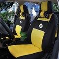Asiento de coche Universal cubre para Renault Koleos megan fox Nuolaguna latitud viento Lang paisaje accesorios del coche etiqueta