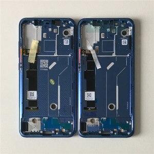 Image 4 - M & Sen pantalla LCD Original Amoled de 6,21 pulgadas para móvil, marco de Digitalizador de pantalla táctil para Xiaomi 8, Mi8, MI 8, M8