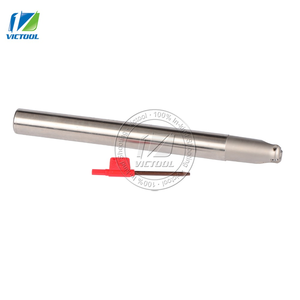 High quality R200C24-5R25-250-2T Indexable Face Mill Holder length 200mm CNC Mill Tool Holder,Milling Tools milling cutter emrc25 5r25 160 2t bore indexable shoulder end mill arbor mill cutting tools insert of carbide inserts