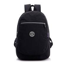 Fashion Women Men Nylon Herschel Backpacks Student School bag For Girl Boy Casual Travel Bag Mochila Patchwork Cute Brand недорго, оригинальная цена