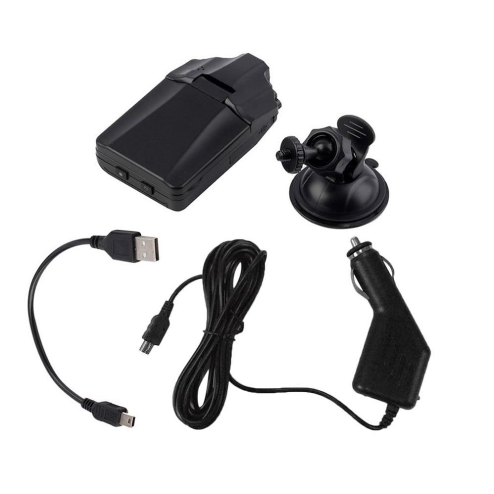 Car DVR 2.5 inch HD Car LED IR Vehicle DVR Road Dash Video Camera Recorder Traffic Dashboard Camcorder With USB2.0 LCD 270 Degre